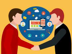 Dealing with the customers | Grow Your Business With Digital Marketing Using These 7 Easy Tips | getdigitaloffice.com