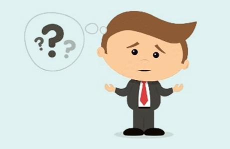 Confused man | 4 Importance of micro-niche in a business? | getdigitaloffice.com