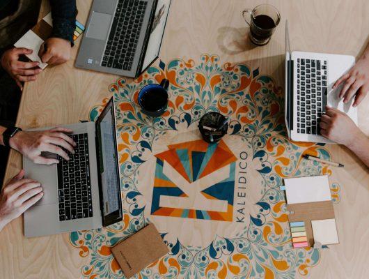 Work table | Are We The Best Digital Agency In Delhi In 2020? | getdigitaloffice.com