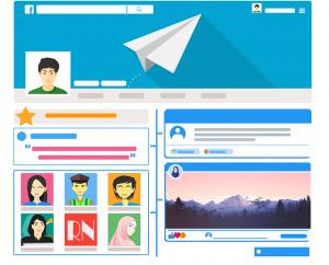 Profile on social media platform | | 10 Proven Tips For Personal Branding Using LinkedIn | getdigitaloffice.com