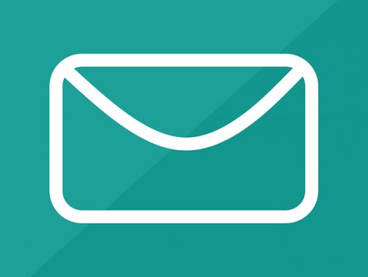 Email logo   6 Best email marketing strategies to leverage   getdigitaloffice.com
