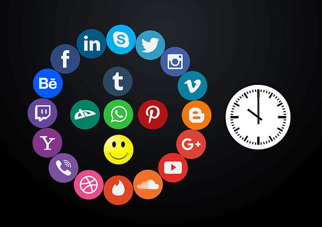 Social media time management| | 5 Best Social Media Strategies For A Coach Or A Speaker | getdigitaloffice.com