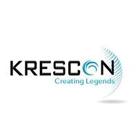 Krescon logo | portfolio | getdigitaloffice.com